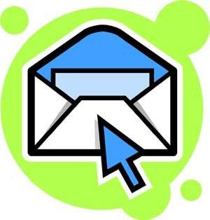 Email address clipart.