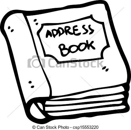 Address Clip Art.