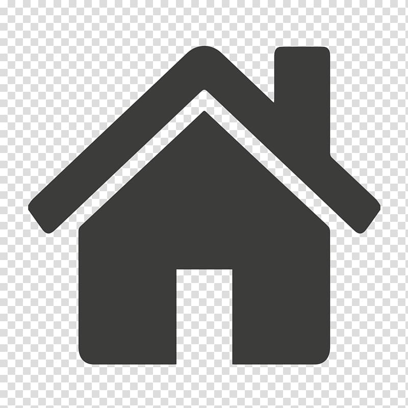 Black home icon, Font Awesome Computer Icons House Font.