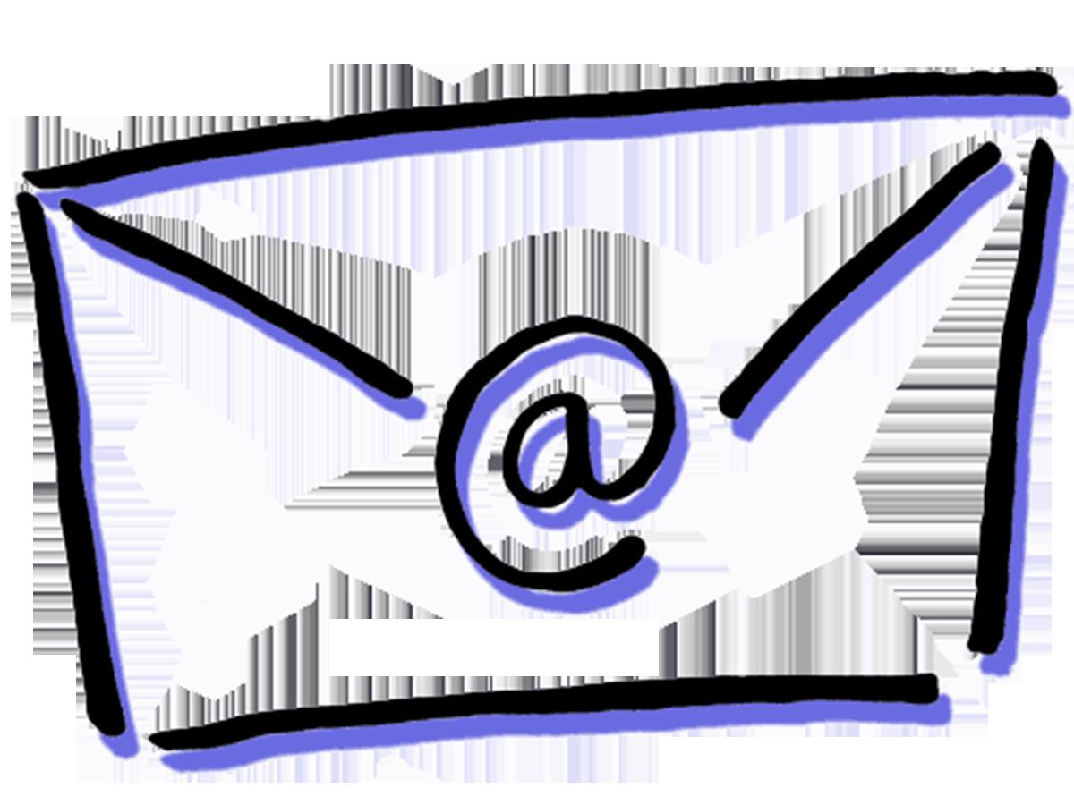 Email address Clip art.