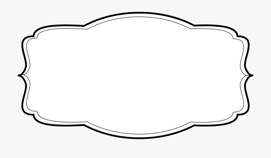 Label Clipart Address Label.