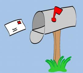 Free Mailbox Clipart Pictures.