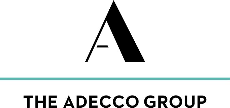 Logo The Adecco Group.