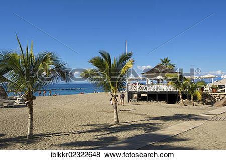 "Pictures of ""Playa del Duque, Costa Adeje, Tenerife, Canary."