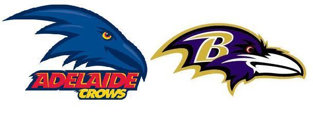 Adelaide Crows Logo Baltimore Ravens Logo Clip Art #QgmdWa.