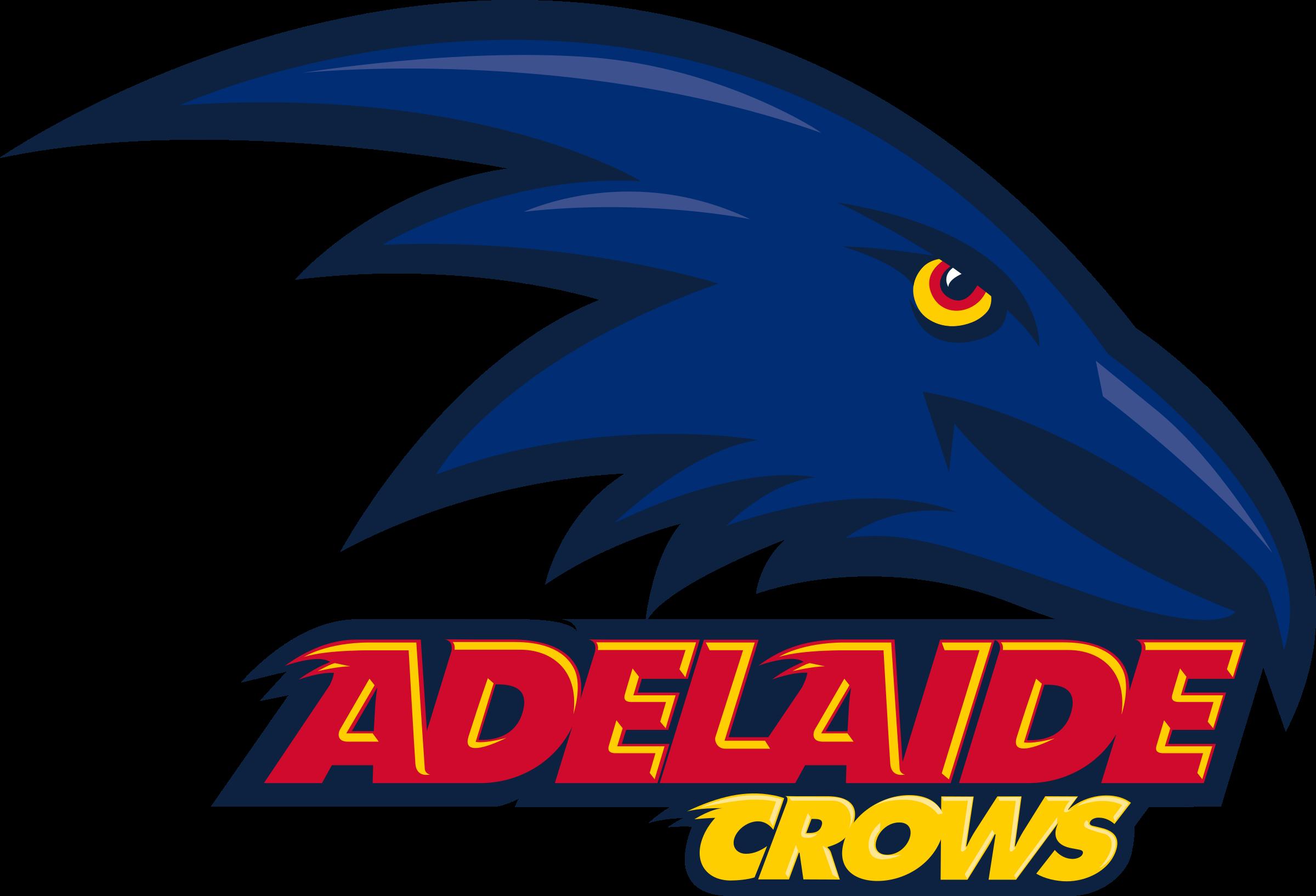 Adelaide Crows Logo Png Transparent Vector Freebie.