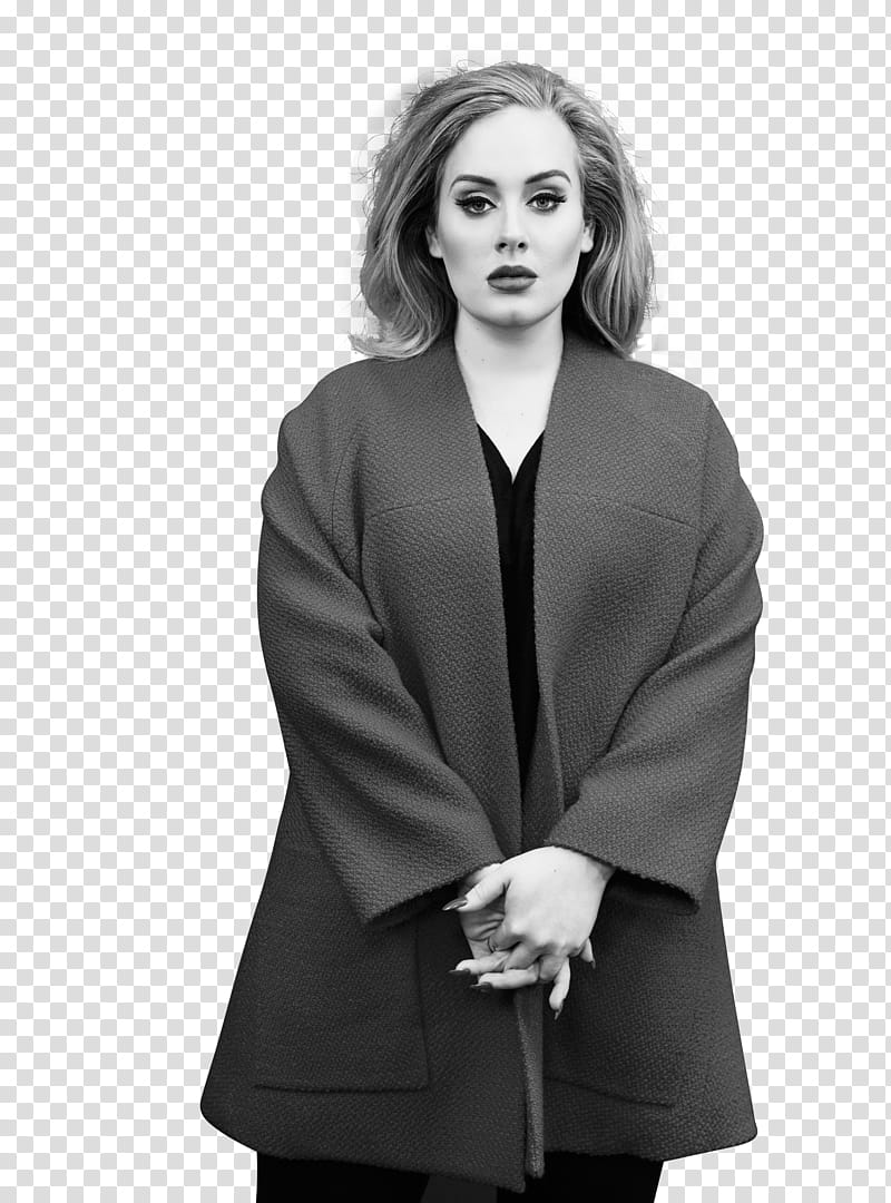 Adele transparent background PNG clipart.