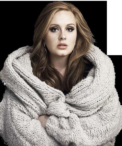 Download Adele PNG Image.