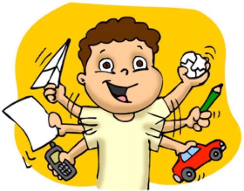 Adhd clipart 5 » Clipart Station.