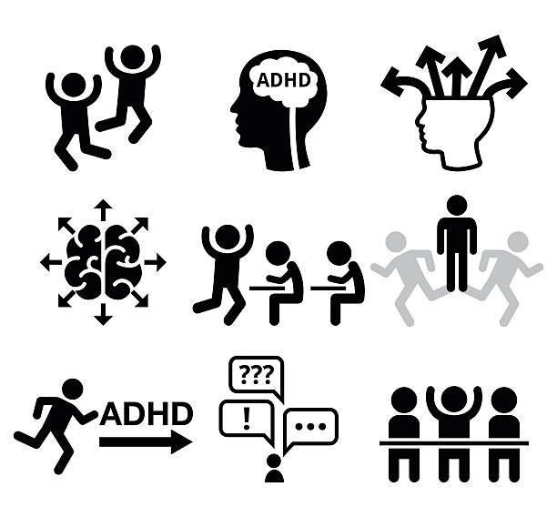 Best Adhd Illustrations, Royalty.