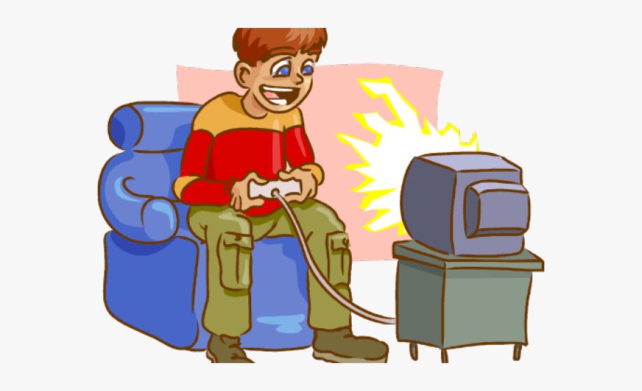 Video Game Clipart Adhd.