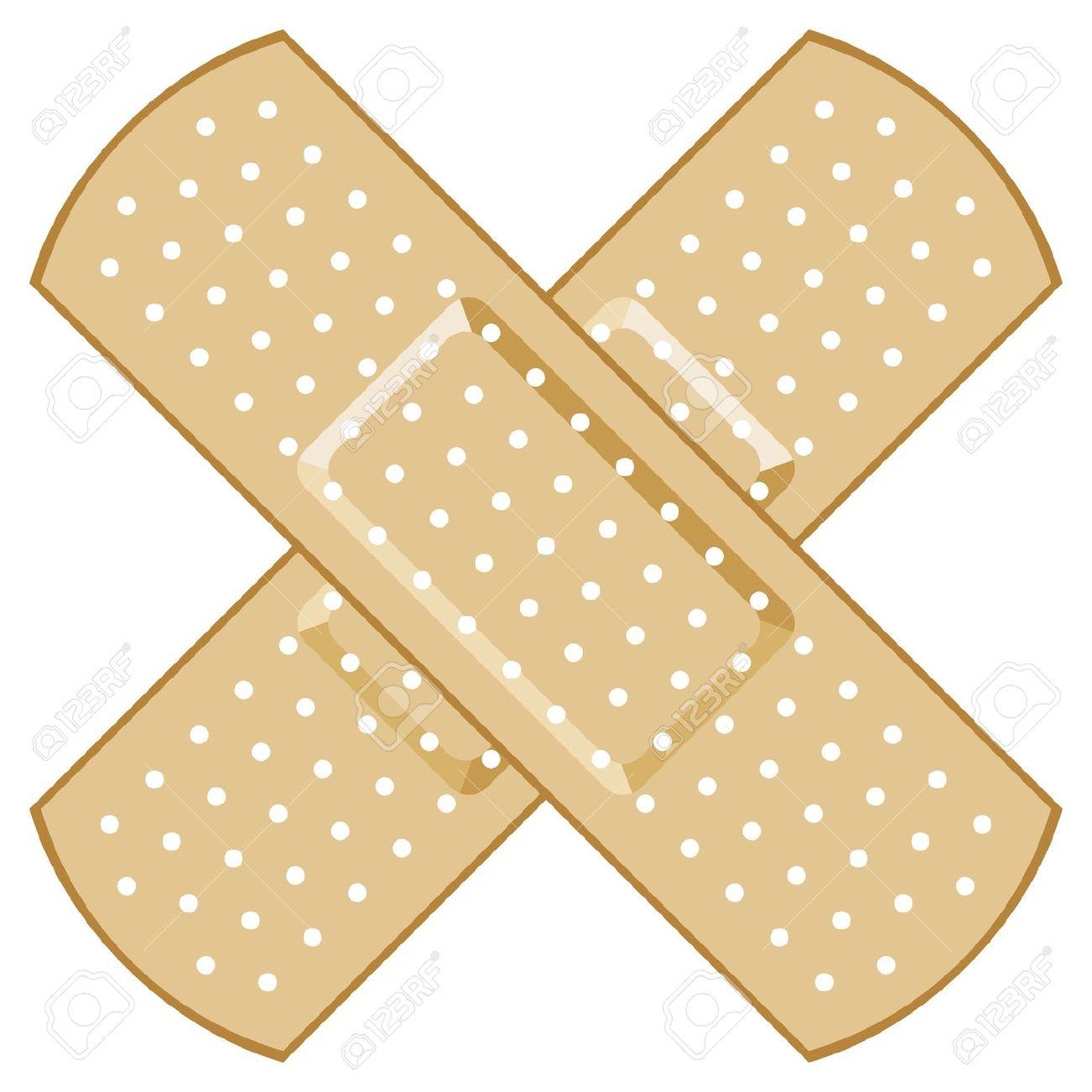 Adhesive Bandage Royalty Free Cliparts, Vectors, And Stock.