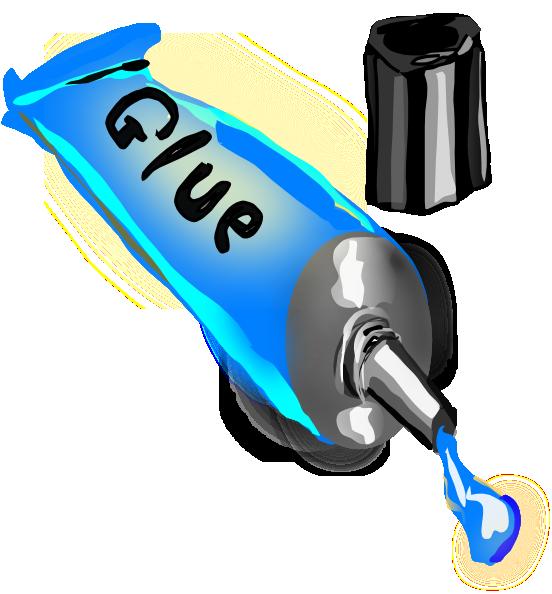 Glue Stick Clipart.