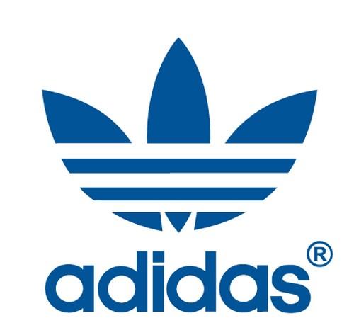Adidas logo clipart.