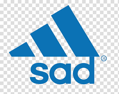 AESTHETIC, Adidas logo icon transparent background PNG.