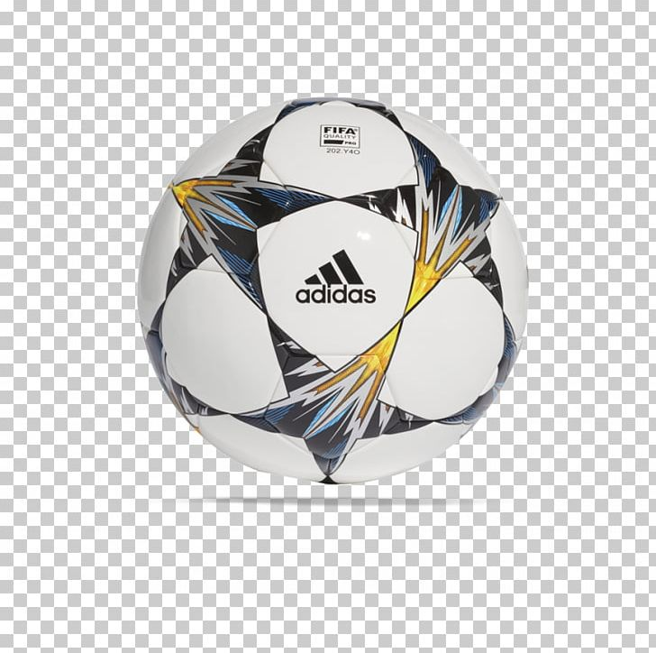 2018 UEFA Champions League Final Adidas Finale Ball PNG.