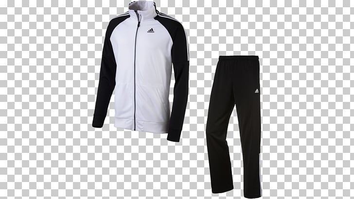 Tracksuit White Jersey Jacket Adidas, jacket PNG clipart.