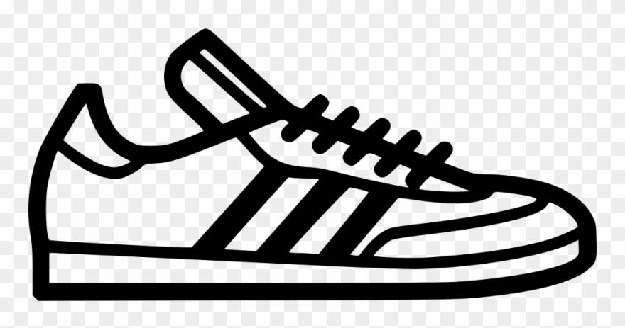 Adidas Shoes Icon Png Clipart (#591678).