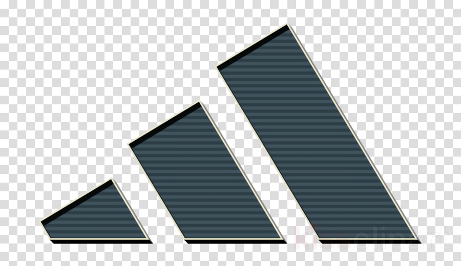 adidas icon logo icon social icon clipart.