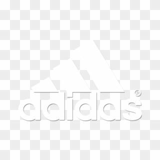 Free White Adidas Logo Png Transparent Images.