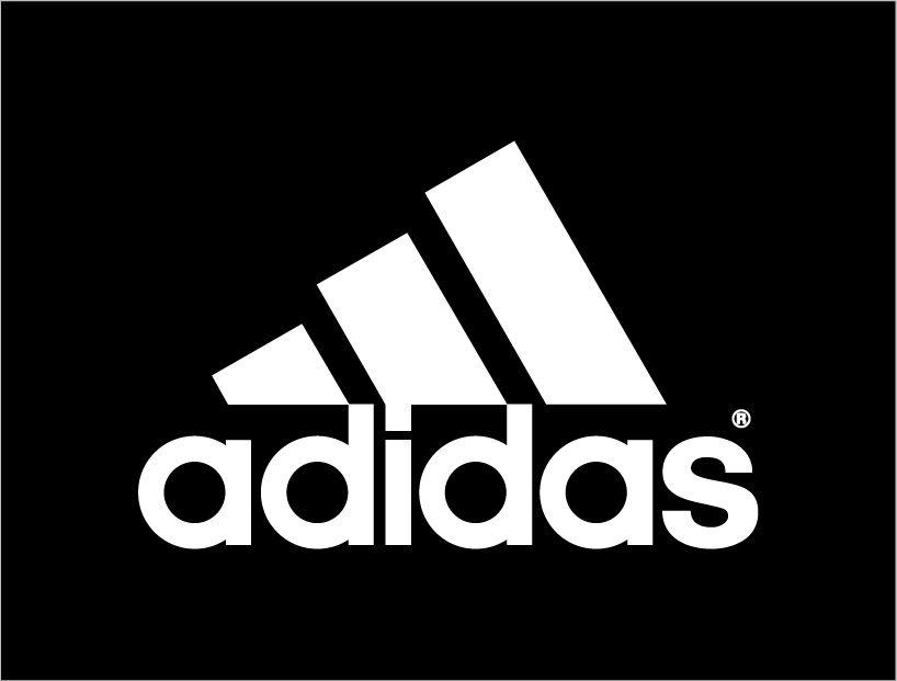 The White Lines in addidas symbolyzes the mountains and.