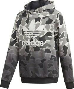 Details about New Boys Junior Kids Adidas Logo Camo Zip Hoodie Hoody Hooded  Sweatshirt Jumper.