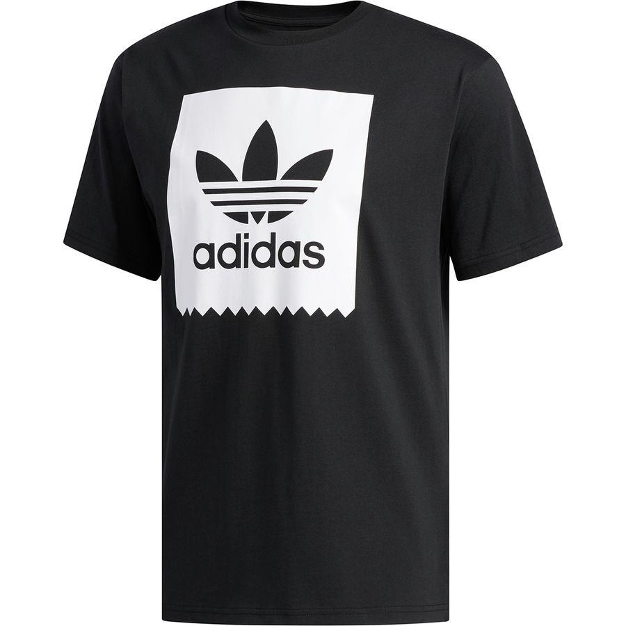 Adidas Solid Blackbird Logo T.