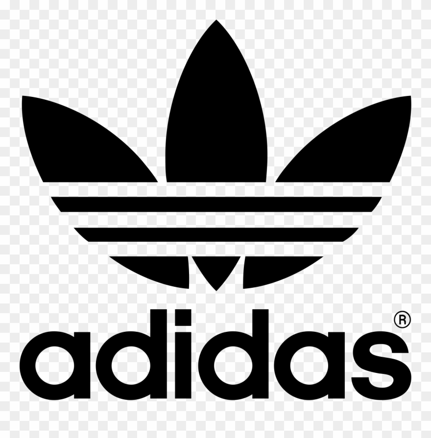 Adidas Shoes Clipart Adidas Logo.