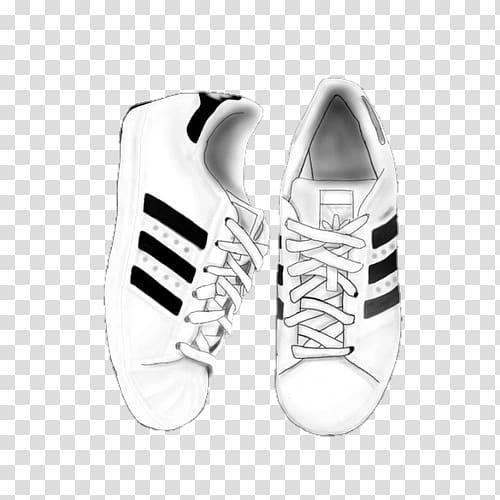 Adidas Stan Smith Shoe Sneakers Fashion, cartoon shoes.