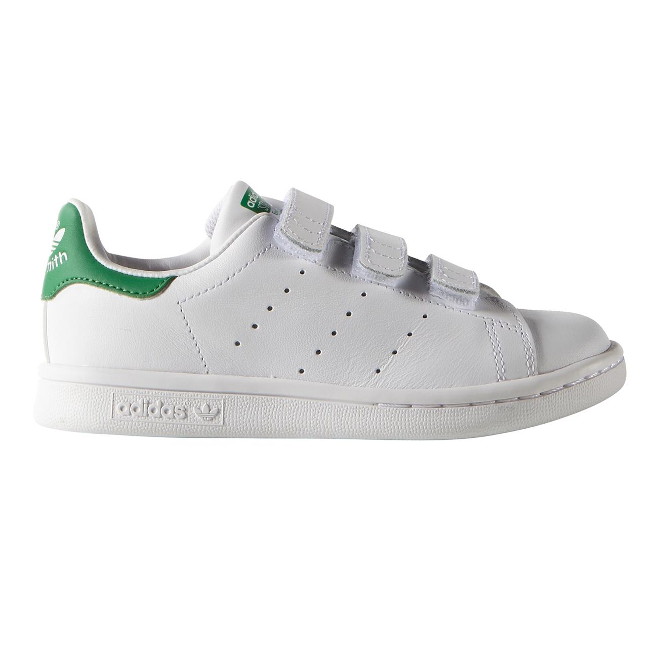 adidas Stan Smith Sneakers White/Green M20607.