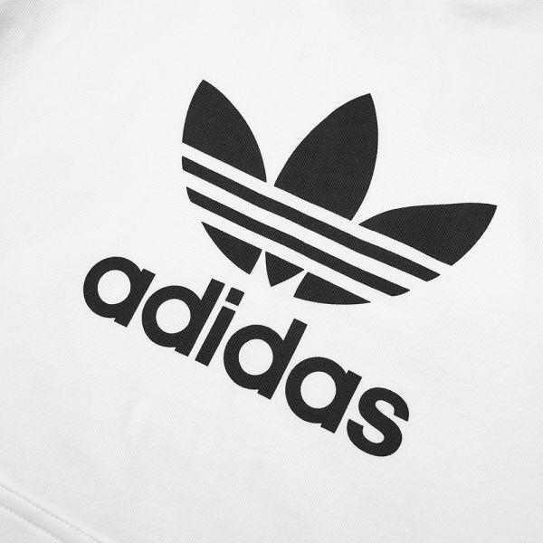 Adidas Trefoil Hoody.