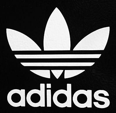 Adidas Logo Sticker Cut.