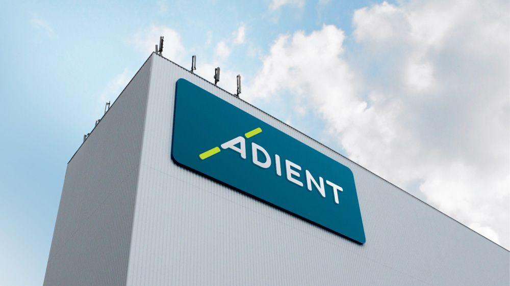 Adient Logo.