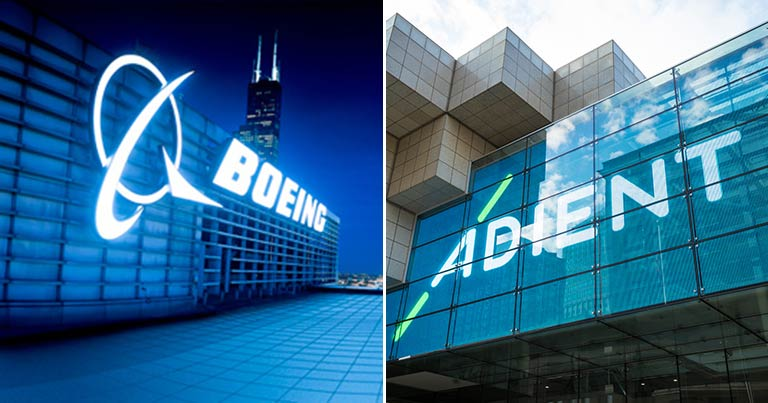 Boeing joins forces with Adient to enter aircraft seating market.