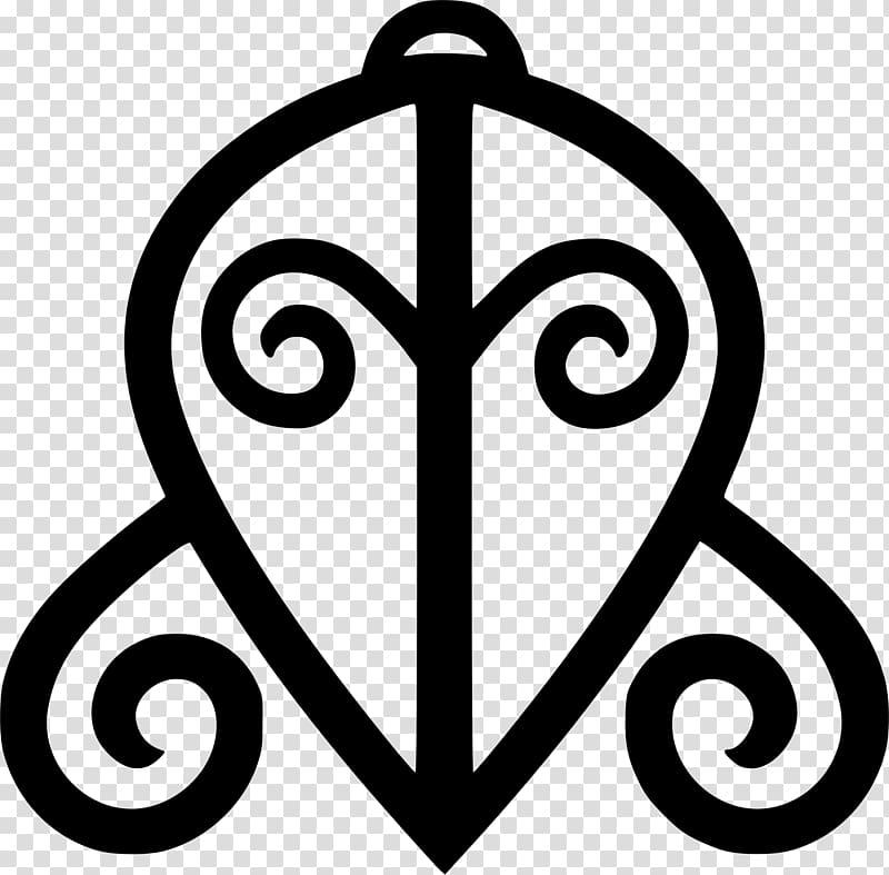 Adinkra symbols Faithfulness , symbol transparent background.
