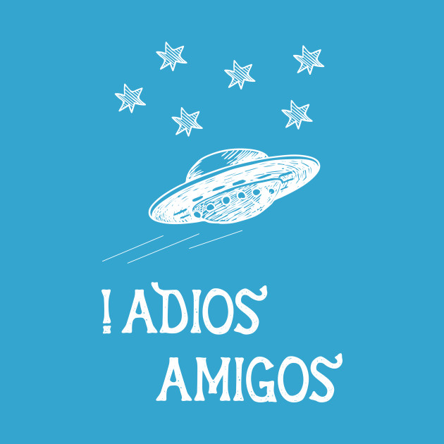 Adios amigos / So long t.