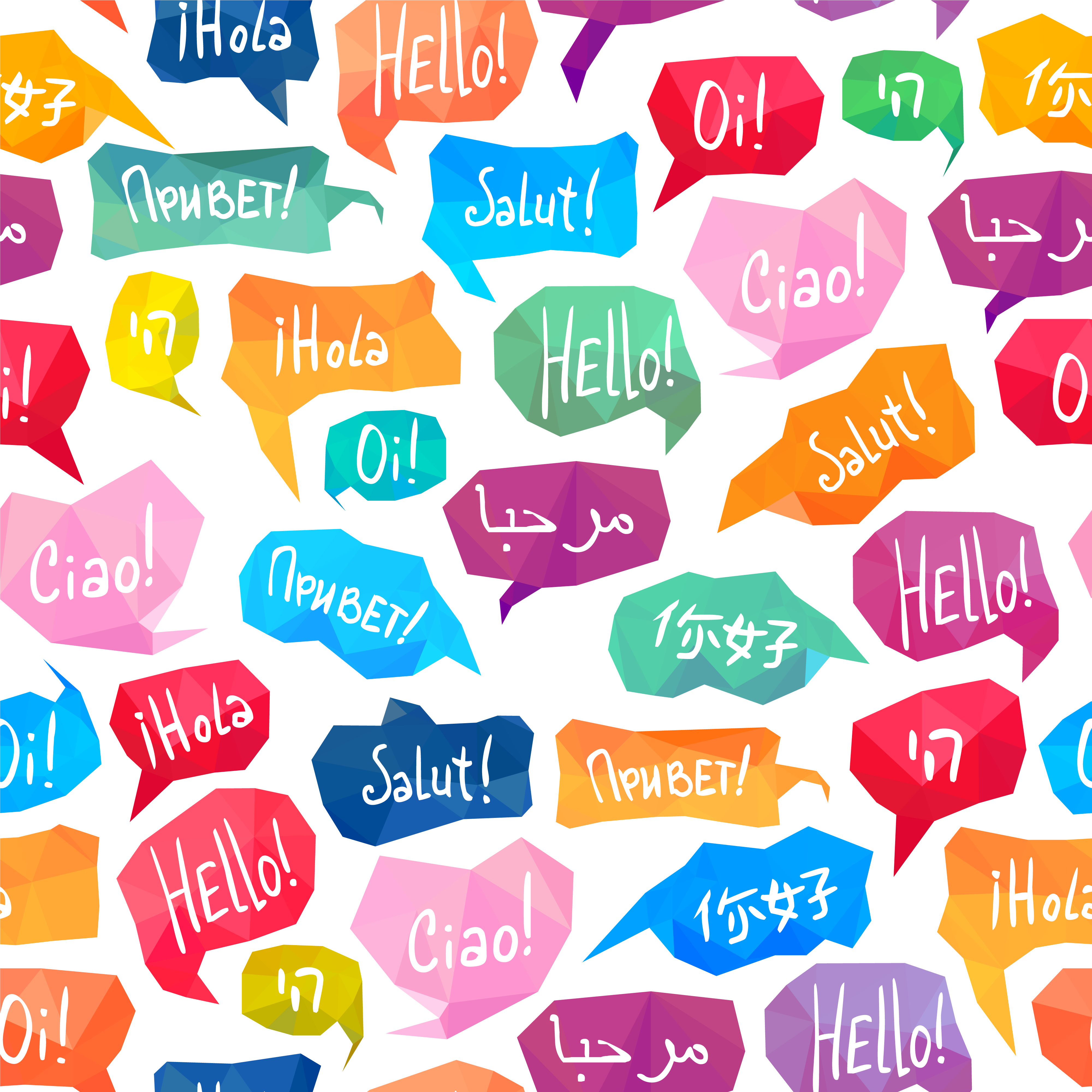 Language clipart multi language, Language multi language.