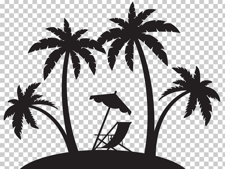 Beach Shore Silhouette PNG, Clipart, Adirondack Chair.