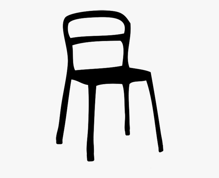 Chair Silhouette Png , Free Transparent Clipart.