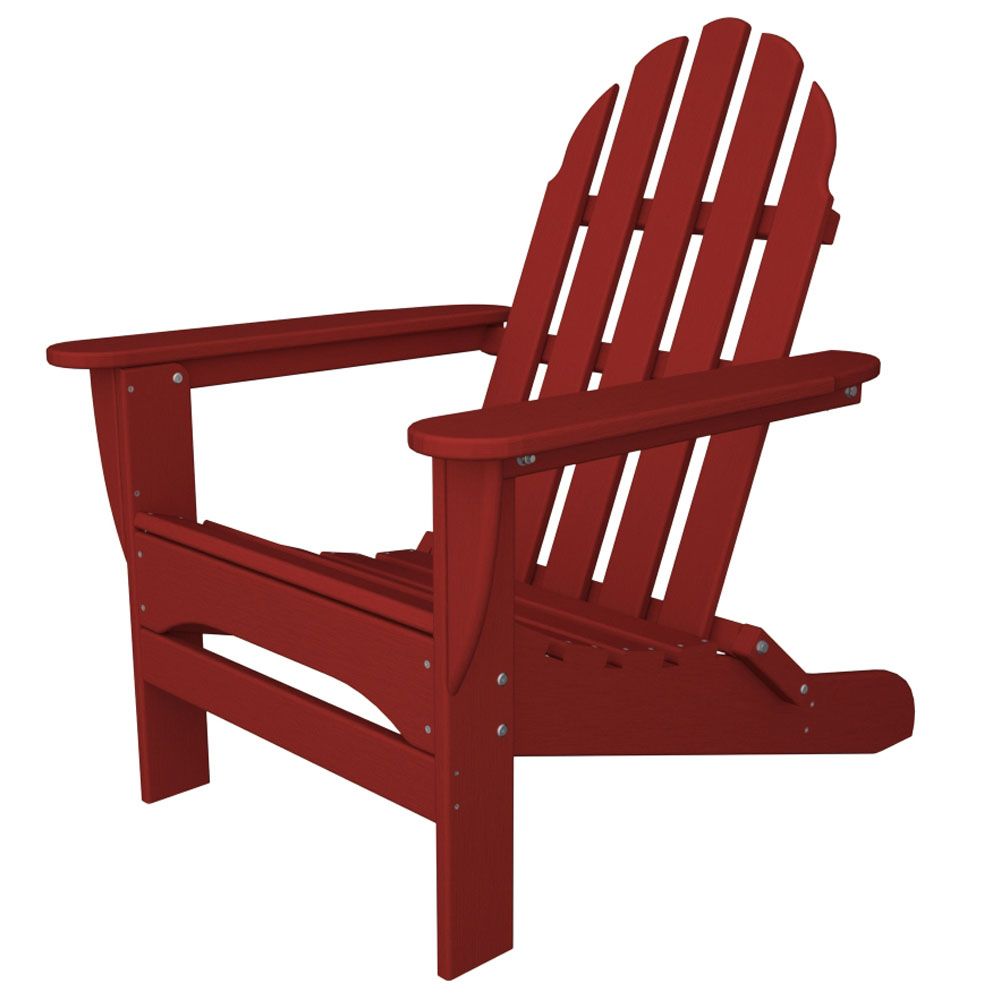 Adirondack Rocking Chair Clip Art.