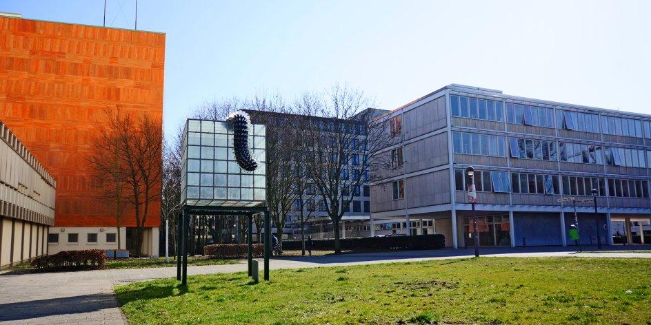 The Bremen city centre tour.