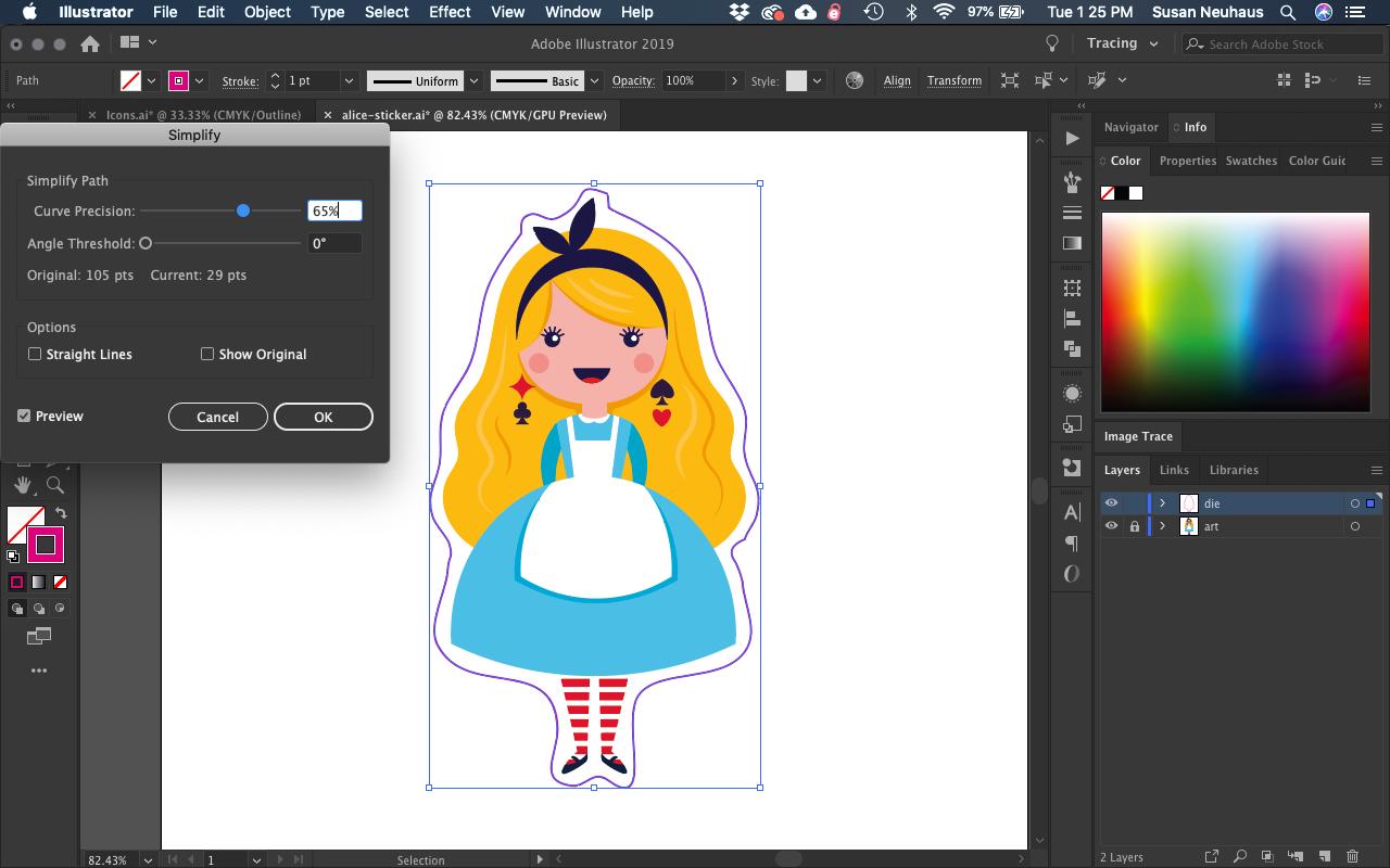 3 Ways to Make Die Lines in Adobe Illustrator.