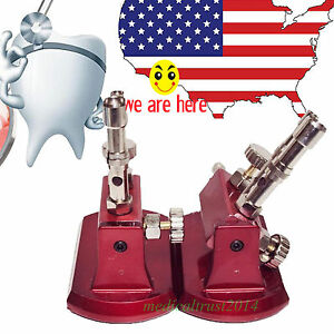 Details about RED DENTAL ADJUSTABLE KNOB ROTATABLE NATURAL GAS LIGHT BUNSEN  BURNER Tool.