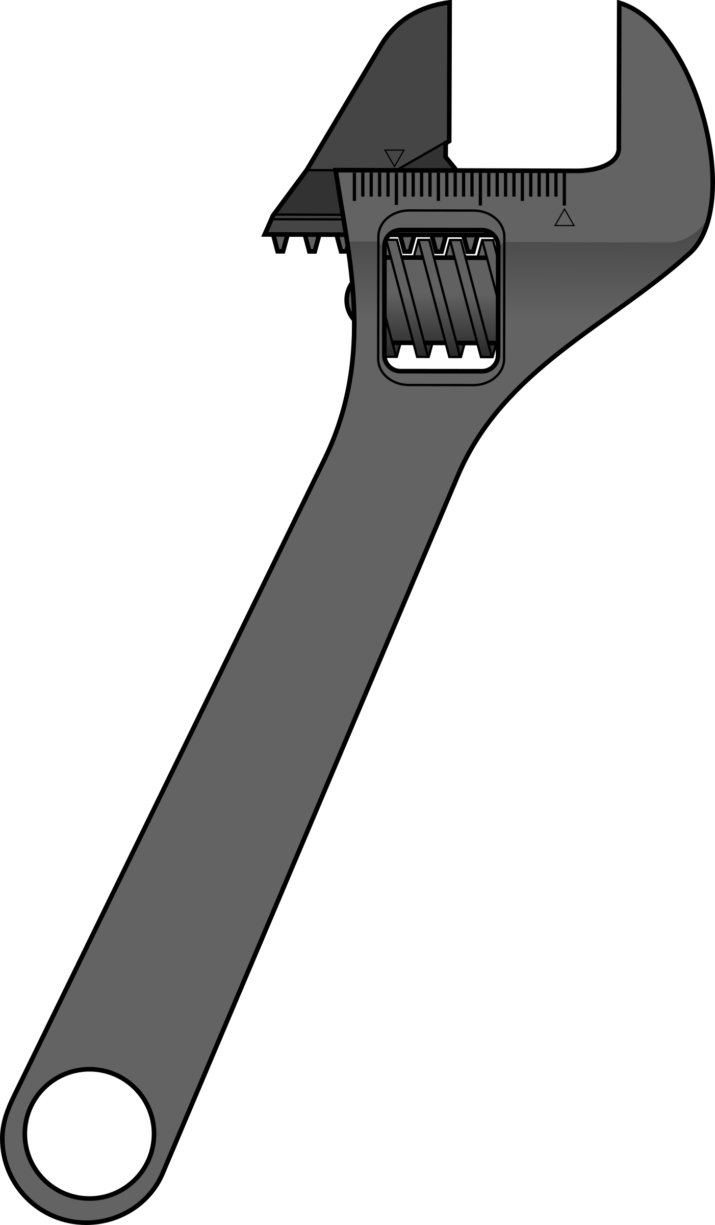 Box Wrench Clipart Clipart Adjustable Wrench #ZMnDke.