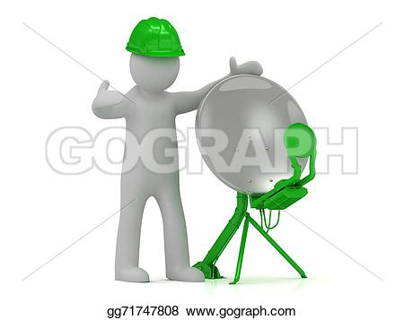 Stock Illustration.