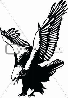 Die besten 17 Ideen zu Eagle Silhouette auf Pinterest.