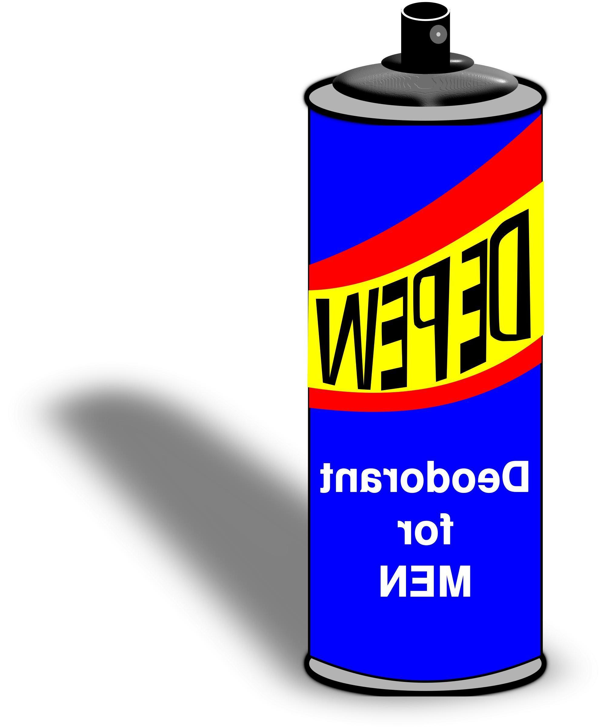 HD Deodorant Clip Art Image » Free Vector Art, Images.
