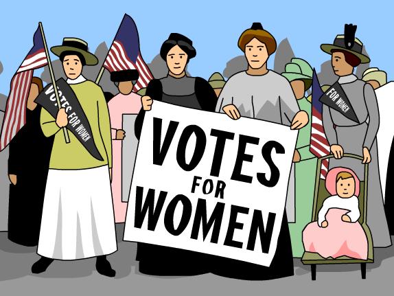 Women&Suffrage.