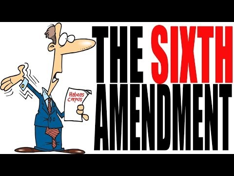The Sixth Amendment Explained: The Constitution for Dummies.