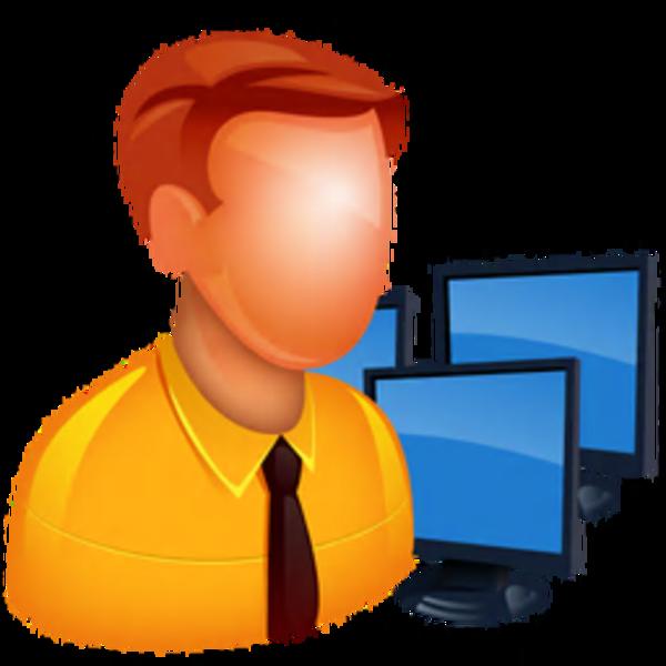 Admin Icon.